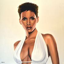 Halle-berry-painting
