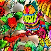 La perruche by Boris Selke