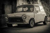 1975  Innocenti Mini Cooper 1300  by tastefuldesigns