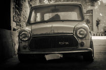 Vintage 1975  Innocenti Mini Cooper 1300 by tastefuldesigns