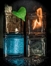 Die 4 Elemente by Andreas Bugla