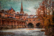 'Pultney Bridge' by CHRISTINE LAKE