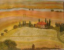'Toskanische Impressionen' von Rena Rady