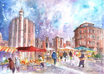 Saturday Market In Albi 02 by Miki de Goodaboom