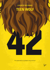 No607-my-teen-wolf-minimal-movie-poster