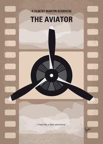 No618-my-the-aviator-minimal-movie-poster