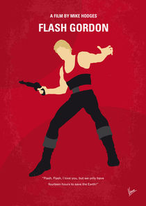 No632-my-flash-gordon-minimal-movie-poster