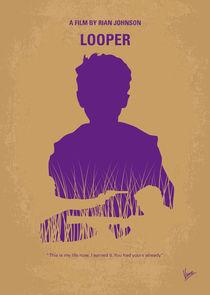 No636-my-looper-minimal-movie-poster