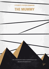 No642-my-the-mummy-minimal-movie-poster