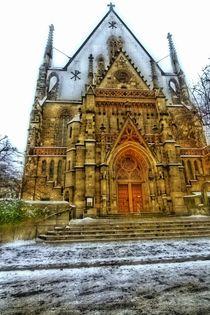 Leipzig, Thomaskirche by langefoto