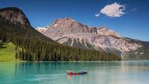 Auf dem Emerald Lake von hpengler