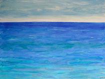 The Deep Blue Beauty by Heidi  Capitaine