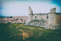 Vintage old castel by kgm