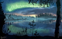 Valkeislampi by Toni T. Timonen