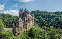 Burg Eltz (1neu) von Erhard Hess
