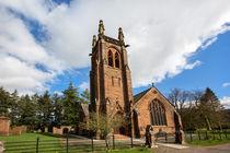 Closeburn Church by David Hare