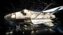 Space Shuttle Atlantis  by Rob Hawkins