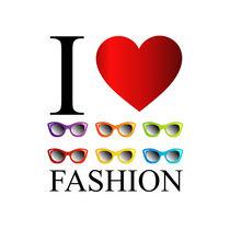 I love fashion  von Shawlin Mohd