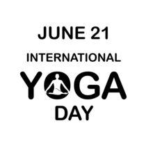 International yoga day june 21 von Shawlin Mohd