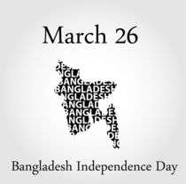 Bangladesh Independence day- March 26 von Shawlin Mohd