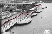 Magische Brücke Barcelona by julita