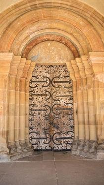 Der alte Eingang von Stephan Gehrlein