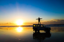 Sunrise in Fraser Island by Joao Henrique Couto e Silva