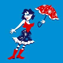 Mary Poppins - Graphic Art Design von nacasona