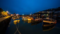 Mevagissy Nights  by Rob Hawkins