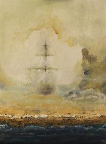 Malerei-wuestenschiff