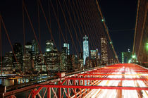 Brooklyn Bridge von Borg Enders