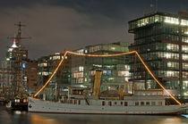 Museumshafen Hamburg von Borg Enders
