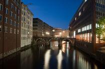 Ellerntorbrücke von Borg Enders