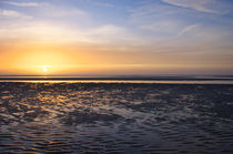 Sonnenuntergang Insel Amrum by AD DESIGN Photo + PhotoArt
