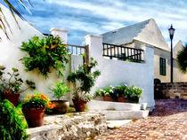 St George Bermuda - Sunny Street von Susan Savad