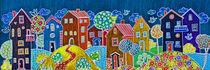 mon petit village, la nuit... by Boris Selke