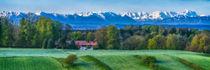 Landscape 5588 von Mario Fichtner