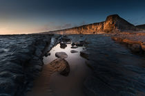 Nash Point Rock Pool von Leighton Collins