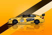 Holden Monaro CV8 427C Garry Rogers Motorsport (2002) by monkeycrisisonmars