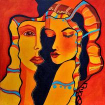 Adam und Eva by Jeanett Rotter