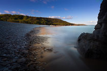 Pwll Du bay Gower peninsula von Leighton Collins
