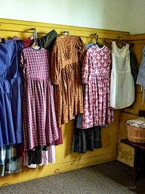 Little Girl's Gathered Dresses von Susan Savad
