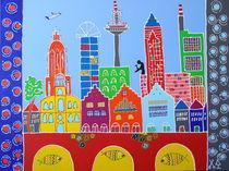 Frankfurt am Main by Hans-Peter Scherbaum