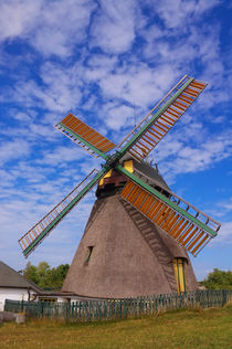 Amrumer Windmühle by AD DESIGN Photo + PhotoArt