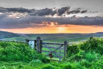 Sunset Gate by Malc McHugh