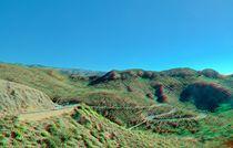 Berge von Gran Canaria - 3D von dark-dude