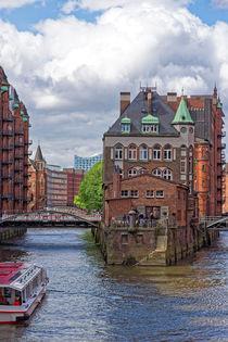 Hamburg Speicherstadt von Borg Enders