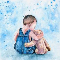 My Teddy And Me 01 von Miki de Goodaboom