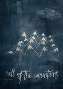 call of the mountains by Sybille Sterk