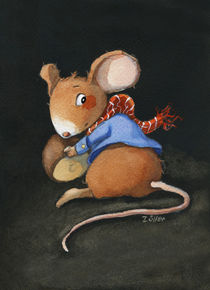 Dormouse by Markus  Zöller